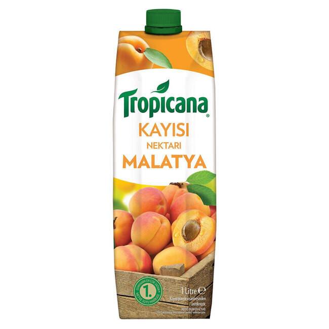 Tropicana Meyve Suyu Malatya Kayısı 1 Lt.