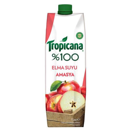 Tropicana Meyve Suyu Amasya Elma 1 Lt.