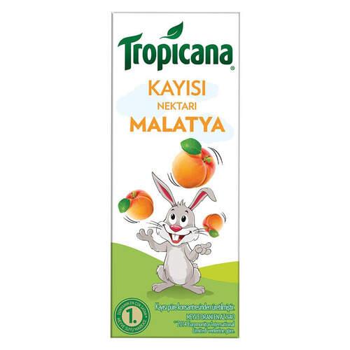 Tropicana Malatya Kayısı Meyve Suyu 200 Ml.