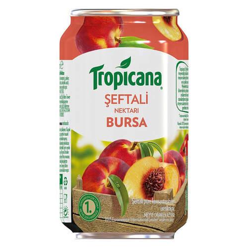 Tropicana Meyve Suyu Bursa Şeftali 330 Ml.