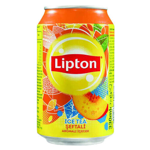 Lipton İce Tea Şeftali 330ml.