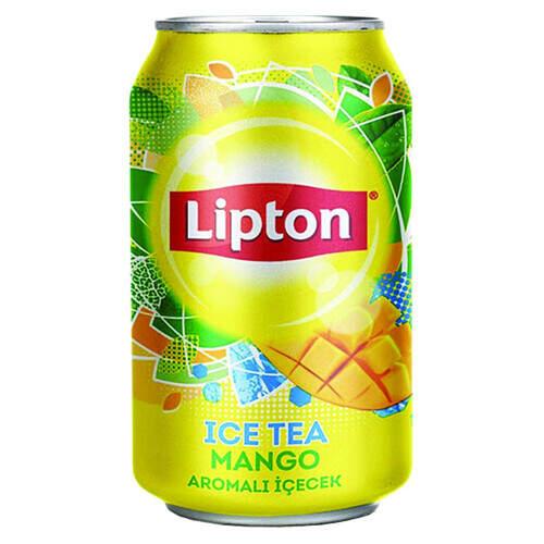 Lipton İce Tea Mango 330ml.