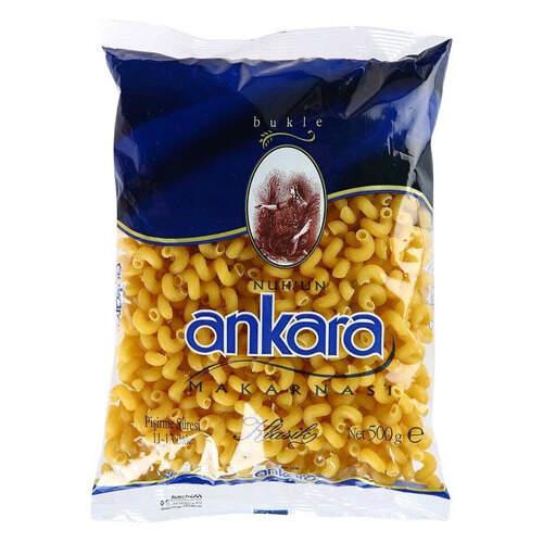 Ankara Makarna Klasik Bukle 500 Gr.
