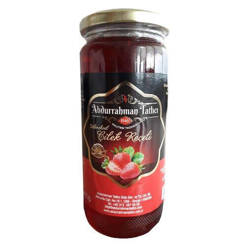 Abdurrahman Tatlıcı Çilek Reçeli 620 Gr.