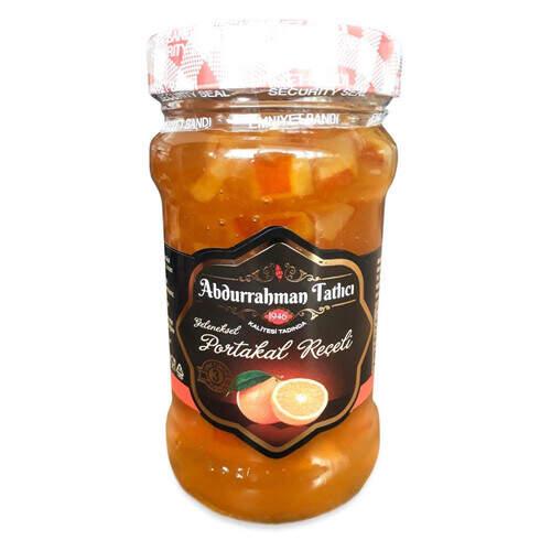 Abdurrahman Tatlıcı Portakal Reçeli 380 Gr.