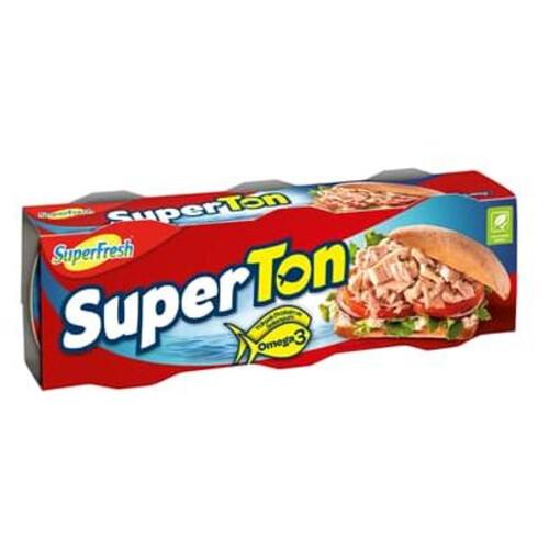 Süperton Ton 3x75gr.