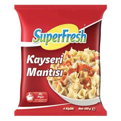 Super Fresh Kayseri Mantısı 450 Gr.