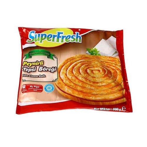 Super Fresh Tepsi Böreği 800 Gr.