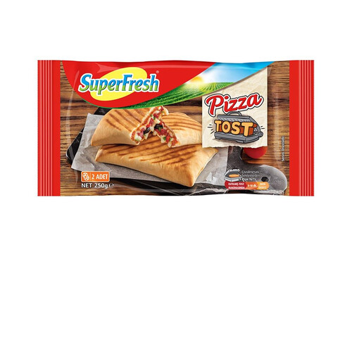 Super Fresh Pizza Tost 250 Gr