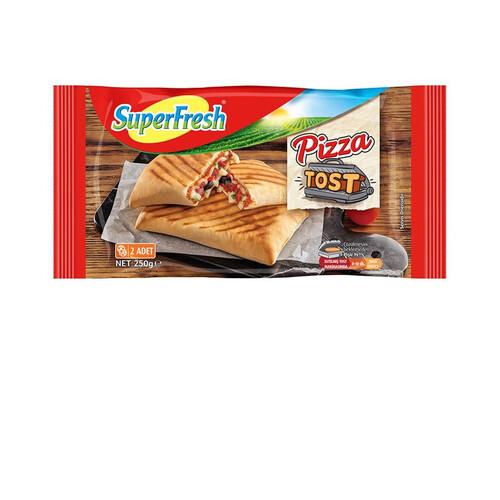 Süperfresh Tost Pizza 250gr.
