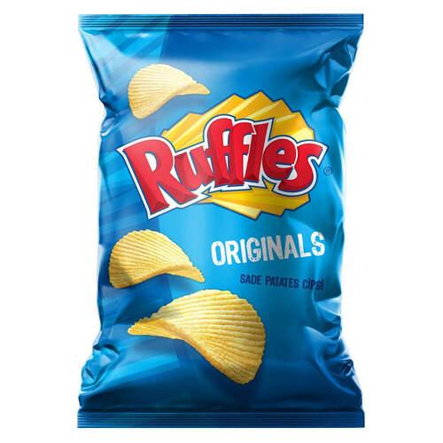 Ruffles Originals Sade Patates Cipsi