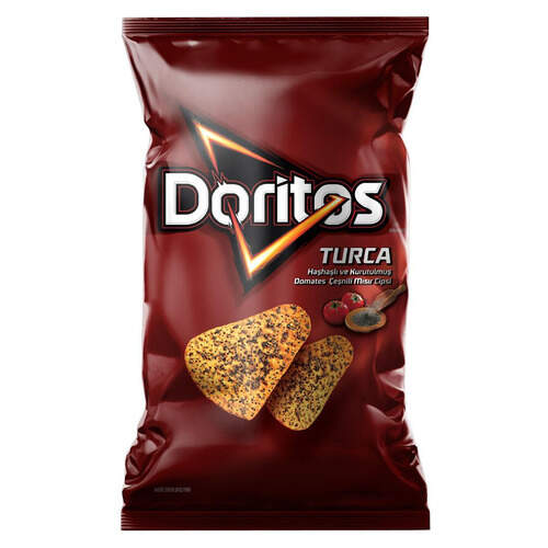 Doritos A La Turca Haşhaş Domates Mısır Cips 109 Gr.