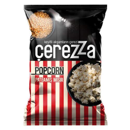 Çerezza Popcorn Patlamış Mısır 38 Gr.