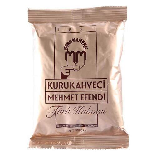 Mehmet Efendi Türk Kahvesi Poşet 100 Gr.