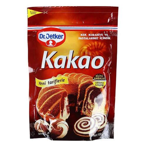 Dr. Oetker Kakao 100 Gr.
