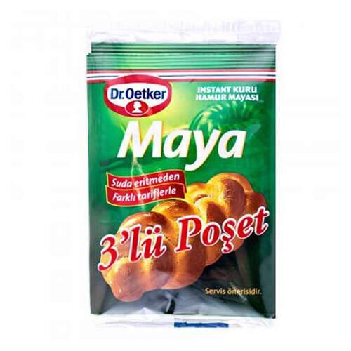 Dr. Oetker Maya 3'lü