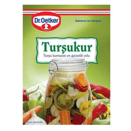 Dr. Oetker Tursukur 100 Gr.