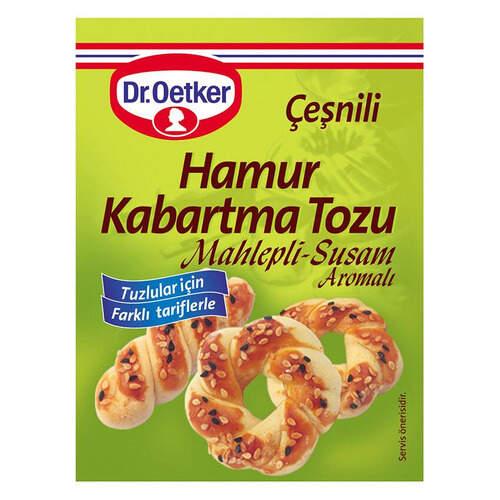 Dr. Oetker Çeşnili Hamur Kabartma Tozu 2'li 30 Gr.