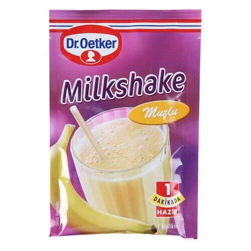Dr. Oetker Muzlu Milkshake