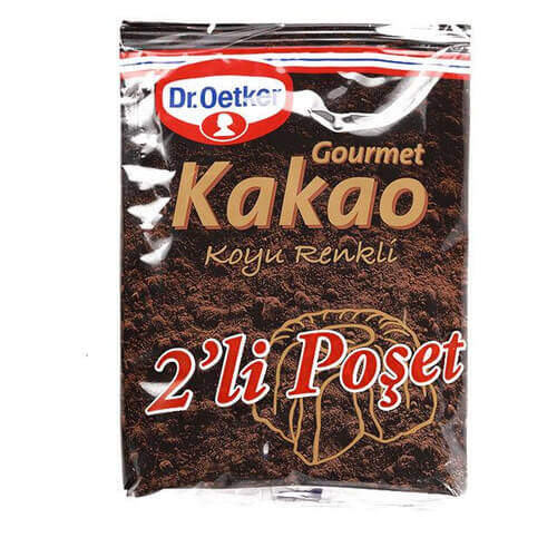 Dr. Oetker Kakao Gourmet 50 Gr.