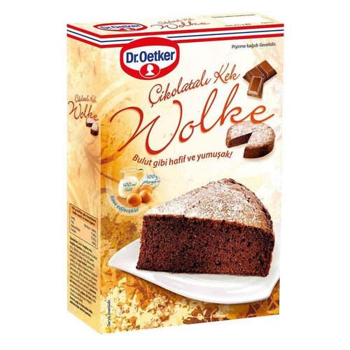Dr. Oetker Wolke Çikolatalı Kek 455 Gr.