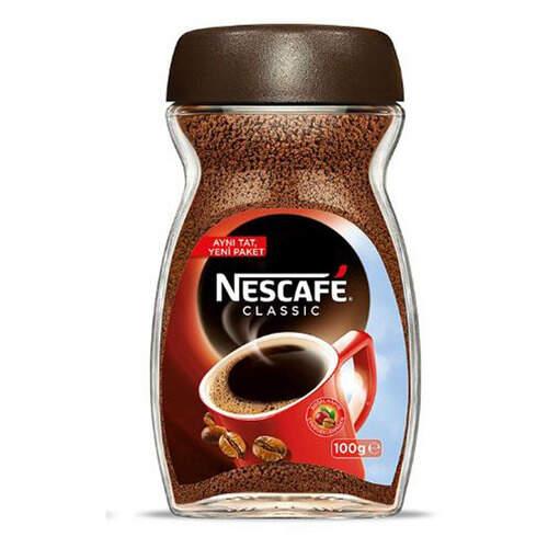 Nescafe Classic Cam 100 Gr.