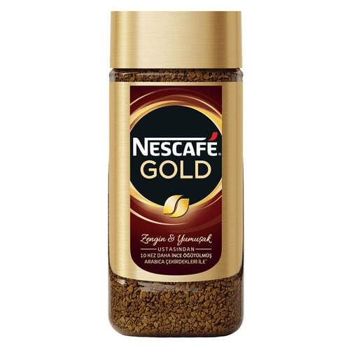 Nescafe Gold Blend Cam Kavanoz 100 Gr.