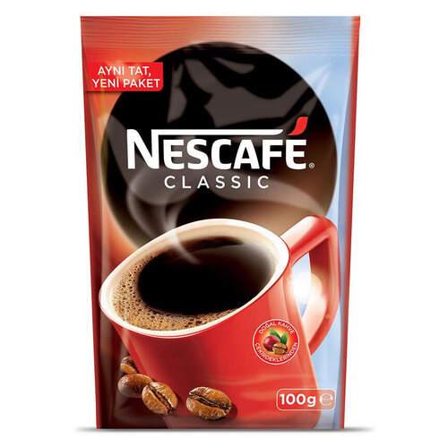 Nescafe Classic Poşet 100 Gr.