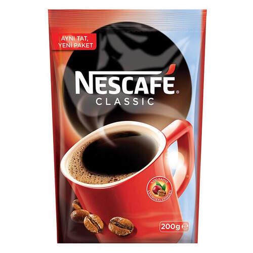 Nescafe Classic Poşet 200 Gr.
