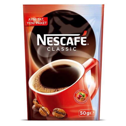 Nescafe Classic Poşet 50 Gr.