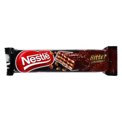 Nestle Bitter Çikolatalı Gofret 27 Gr.