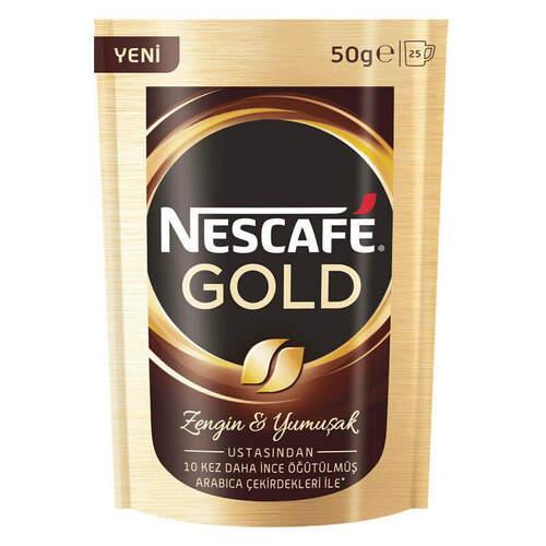 Nescafe Gold Poşet 50 Gr.