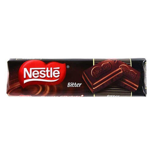 Nestle Black Bitter Baton Çikolata 35 Gr.