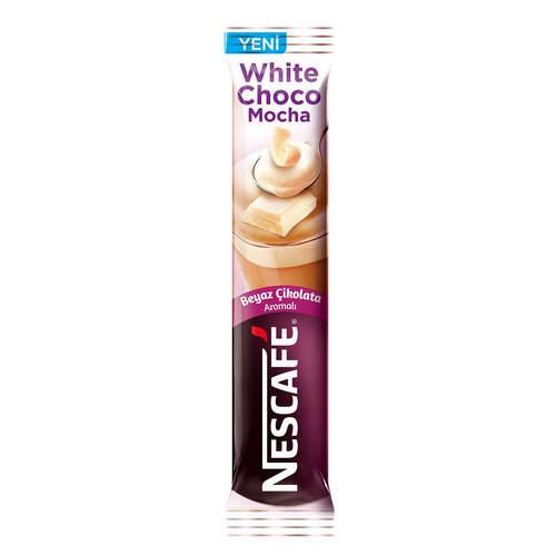 Nescafe White Mocca 19,2 Gr.