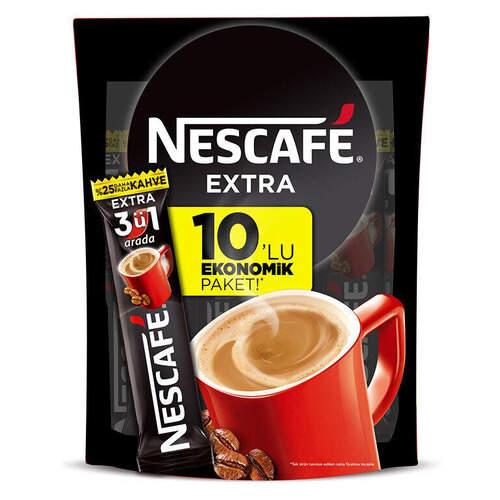 Nescafe 3in1 Extra 10'lu 165 Gr.