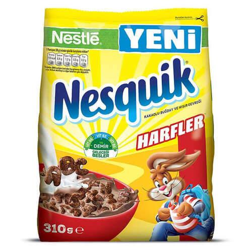 Nestle Nesquik Harfler 310 Gr.