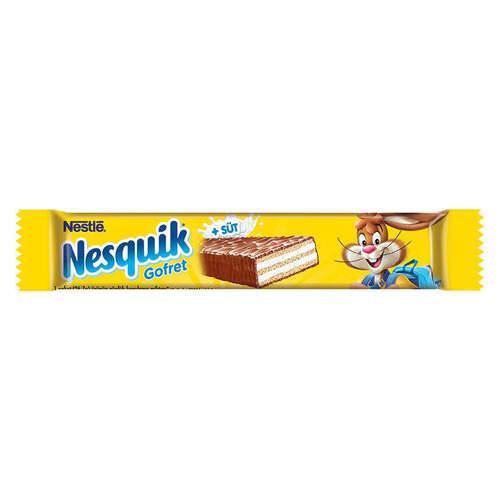 Nestle Nesquik Gofret 26,7 Gr.