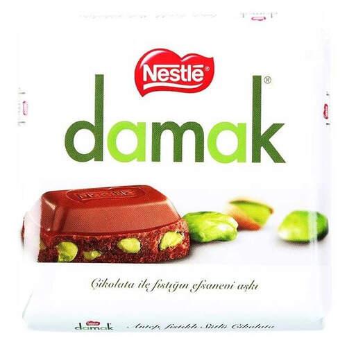 Nestle Damak Antep Fıstıklı Çikolata 65 Gr.
