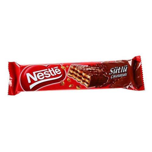 Nestle Sütlü Çikolatalı Gofret 27 Gr.