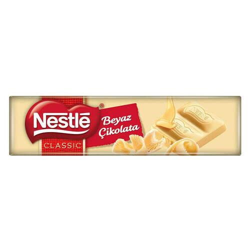 Nestle Sütlü Beyaz Baton Çikolata 30 Gr.