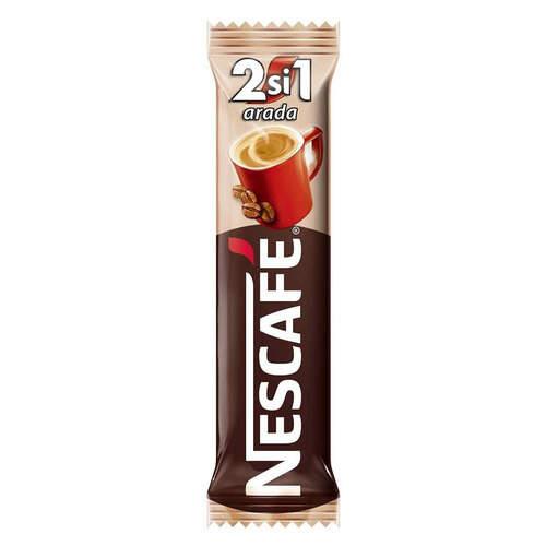 Nescafe 2'si 1 Arada 10 Gr.