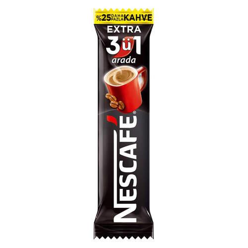 Nescafe 3'ü 1 Arada Extra 17 Gr.