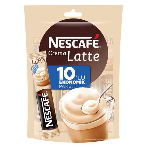 Nescafe Latte 10'lu 170 Gr.