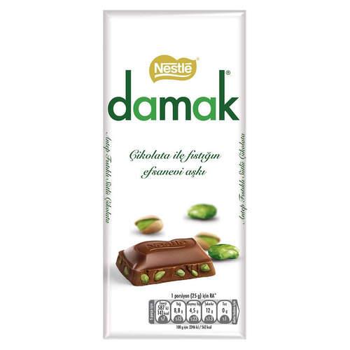 Nestle Damak Tablet Çikolata 70 Gr.