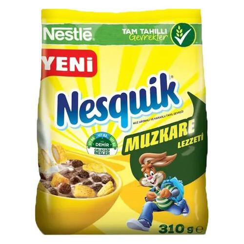 Nestle Nesguık Muz Kare 310gr