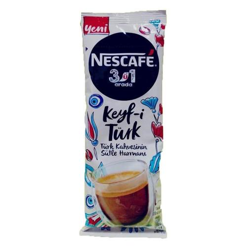 Nescafe 3u1 Arada Keyfı Turk Kahvesı 18.5 Gr