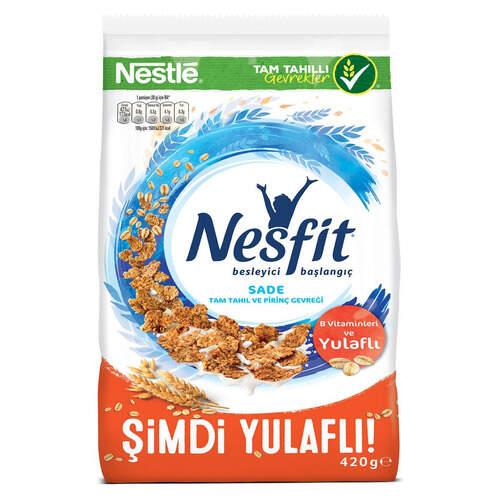 Nestle Nesfit Buğday Ve Pirinç Gevreği 420 Gr.