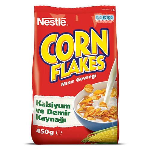 Nestle Corn Flakes Misir Gevregi 450 Gr.