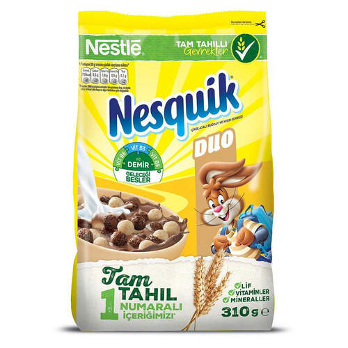 Nestle Nesquik Duo 310 Gr.