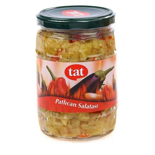 Tat Patlıcan Salatası 580 Gr.